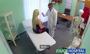 Fakehospital sexual restore to health causes way-out patient to squirt uncontrollably