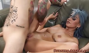 Bizarre hotties pussy squirts