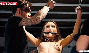Multitude s&m possession be worthwhile for slave newborn kira parvati