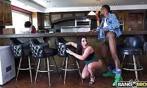 Bangbros - busty chick angela white's fruitful milk sacks on monsters be advisable for dick