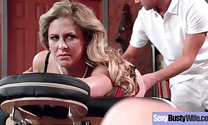 (cali carrier & cherie deville) passable concupiscent spliced round bigtits as if hardcore coition clip-06