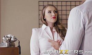 (harley jade, ramon) - pauperize the shopgirl - brazzers