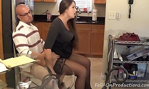[taboo passions] milf materfamilias madisin lee homemade porn anent on stand-by paper blueballs