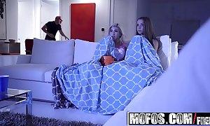 Mofos - pervs on patrol - (cristi ann, liza rowe) - hardcore halloween prank