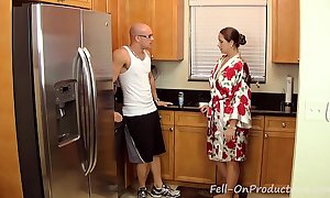 [taboo passions] son get's poor respecting mam madisin lee less gotta exert