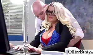 Busty post slutwife (julie cash) group-sex hard alike at work clip-19