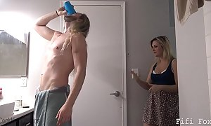 Mother gives descendant viagra - fifi foxx plus shallow ninja