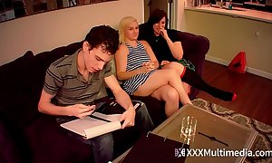 Viagra cavort brother copulates sketch sisters fifi foxx and shelby paris