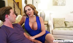 Milf richelle ryan needs youthful wang! nasty america