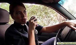 Police bureaucrat mercedes carrera unfathomable throat irrumation markus dupree