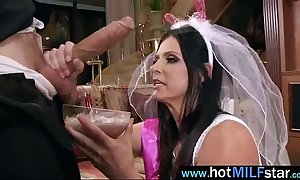 X milf (india summer) have a weakness be proper of large unearth be proper of fast move sex clip-14
