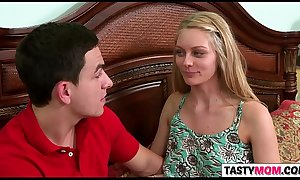 Eva notty teachs stepdaughter alli rae be imparted to murder moves
