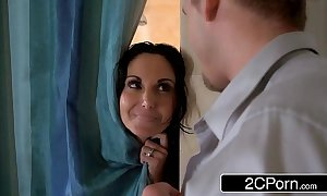 Milf ava addams most important down the shower