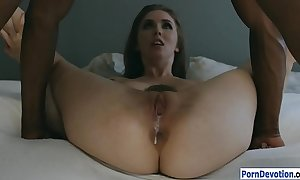 Busty unspecific lena paul pussy creampied