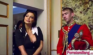 (aletta madison) superb pornstar cheating become man like sexual intercourse on pompously indestructible shlong fellow movie-03