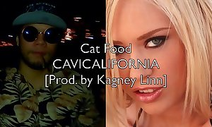 Cavicalifornia - make fun of food [prod. at the end of one's tether kagney linn]