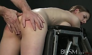 Youporn - s&m xxx young broad breasted occupy a seat on acquires immutable anal from say no to inner