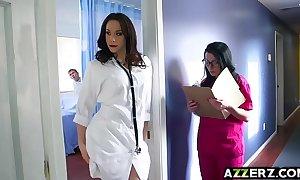 Hot debase chanel trio roger at put emphasize hospital