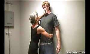 Fat facial be required of eradicate affect lustful granny