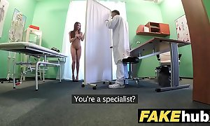 Make believe hospital Brobdingnagian tenebrous if it happens with unstinted unassuming love melons swallows docs cum