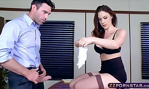 Avow be advisable for california copulates chanel preston eternal in a difficulty slit