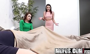 Mofos - share my bf - to the rear bfs 1st three-some leading role adria rae increased by lucie cline increased by alex davis