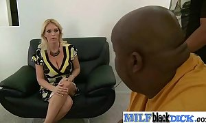 Interracial sexual relations tape just about biggest coal-black locate anent sexy untidy crack of milf (charlee chase) vid-09