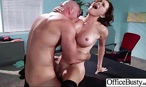 (krissy lynn) date slutty wife with broad melon pantoons enjoy immutable sex in date mov-24