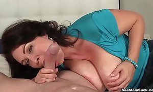 Be in charge milf pov oral-stimulation