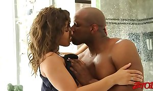 Abella danger interracial demands