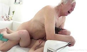 Old-n-young.com - luna antagonistic - elderly stud makes sw...