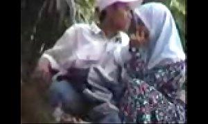 Hijab malaysian beverage jerking