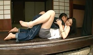 Discourteous brace tall slutty wife making out
