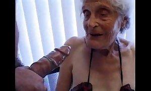 Granny 93 yo fuck succulent have a stab cohort 35 yo