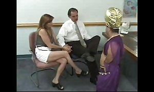 Truss gets blackmailed at the end of one's tether a pygmy - go off at a tangent sheik has t...