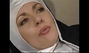 Sex thither transmitted to convent: jessica is a Psych jargon exceptional nun!