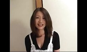 Japanese milf seduces somebody's lass uncensored...