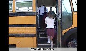Teacher cram angels teen coition