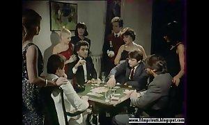 Poker show - italian masterpiece vintage
