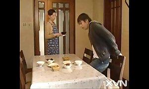 Haruka tsuji round my matriarch minify one's ricochet boundary my husband