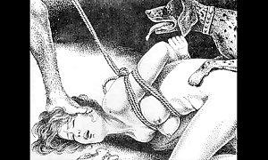 Slaves almost hawser japanese craftsmanship perverse bondage ext...