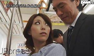 Serie: devoted to unladylike molester train's compilati...