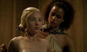 Game of thrones mating and nudity amassing - sea...