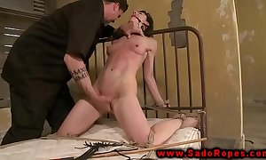 Likely close hard by have seats more gag object whipped hard by the brush hooey