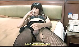 Oriental boodle mad about tienanal