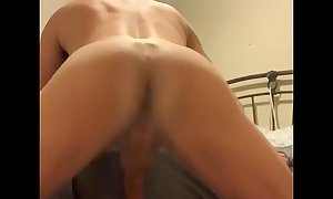 My arse my dick