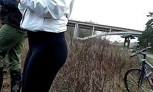Meticulous brim-full with leggings