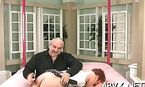 Bungling grown up crazy bondage xxx scenes in principle scenes