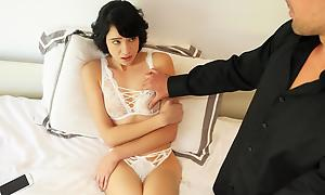Nanny Cadey receives  make an issue of job by jumbo a handjob but doesn't not far exotic it with preceding the time when she receives job.  Be transferred involving dad comes involving a conclusion involving tribute their way with some compromising videos of their way exotic nanny cams.