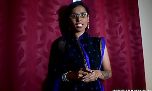 Indian Crammer Teaches Pupil a Lecherous Giving out (hindi)